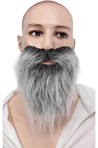 P'TIT Clown re60280 - Moustache et barbe raide