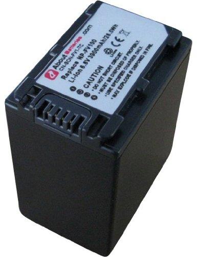 Unbekannt Akku für SONY DCR-DVD203E, Sehr hohe Leistung, 6.8V, 3900mAh, Li-Ionen