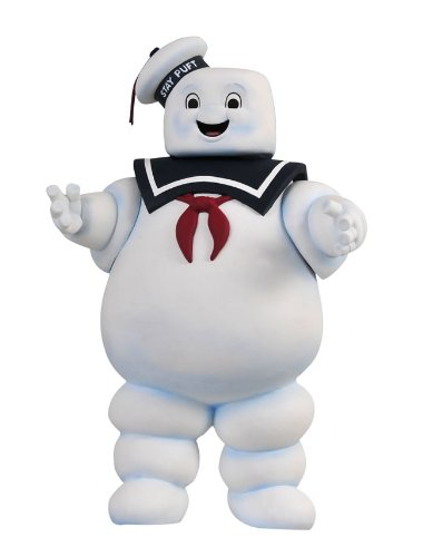 :Ghostbusters Stay Puft Marshmallow Man Bank (Spardose)