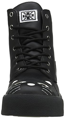 T.U.K. Character, Boots femme Noir