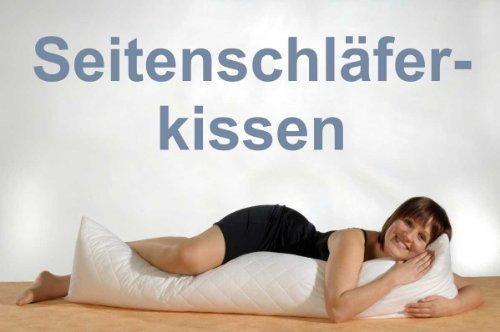 Seitenschläferkissen Still-kissen Lagerungs-kissen BEFA CARE 40x145 cm - Extra fest gefüllt
