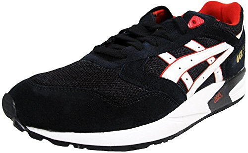 Asics Onitsuka Tiger Gel Saga H40TQ-9001 Sneaker Shoes Schuhe Mens Black/White