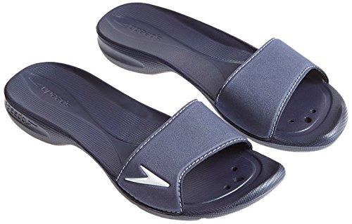 Speedo  Atami II, Chaussures de Plage & Piscine femme Navy/White