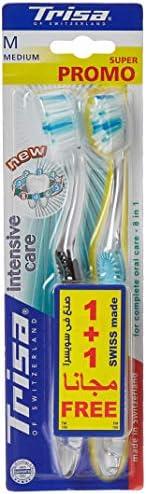Trisa Intensive Care Medium Toothbrush