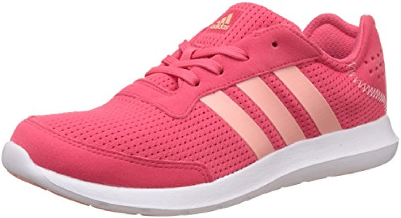 adidas element refresh w - Zapatillas de deporte para Mujer, Rosa - (ROSBAS/SUABRI/FTWBLA) 41 1/3