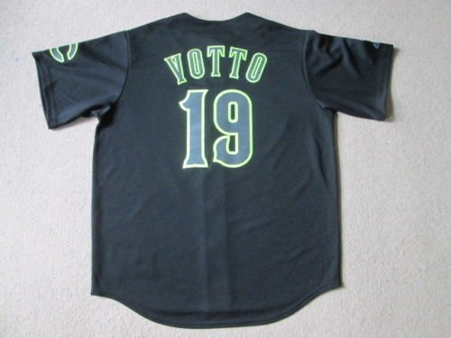 Cincinnati Reds Limited Edition Trikot Baseball mlb-votto # 19-homme-taille M