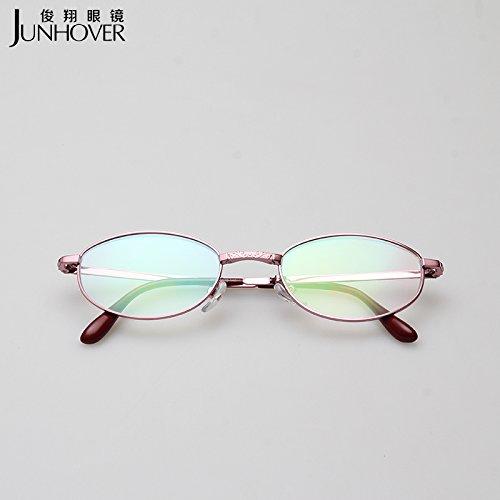 BM Brand - presbyopic Brille weibliche hd Ultra Portable multifunktions - presbyopic gläser sind echte Harz,Harz beschichteten 350 Grad