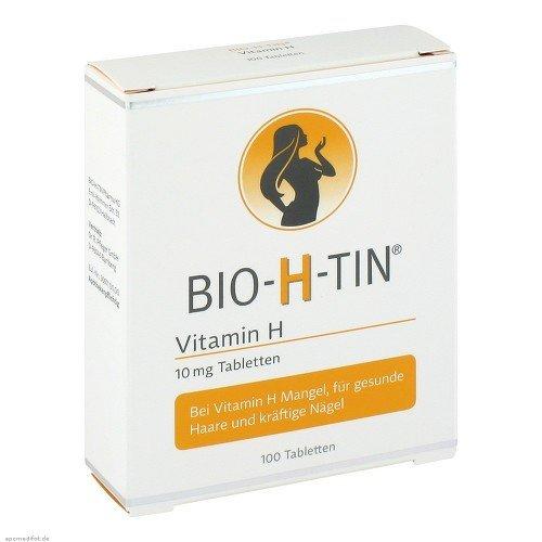 Bio-h-tin Vitamin H 10 mg 100 stk