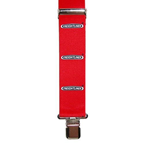CTM - Bretelles - Homme Taille unique red
