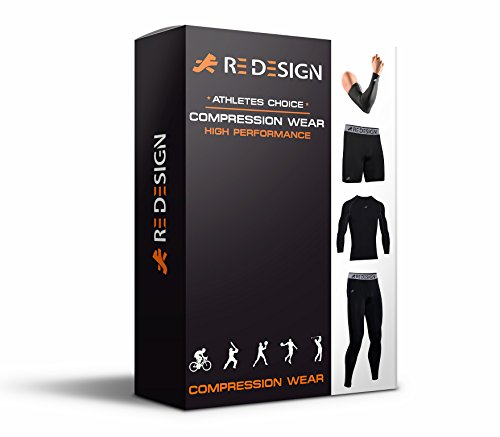 ReDesign-Apparels-Nylon-Redesign-Compression-Top-Full-Sleeve-Tights-T-Shirt-for-Sports