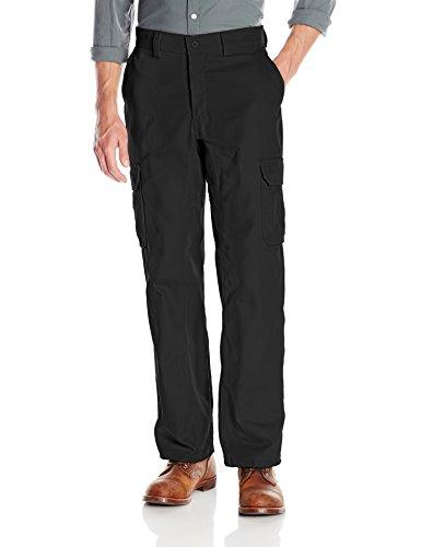 Womens Black Emt Pant (Wrangler Workwear Herren Funktionshose Cargo - Schwarz - 40W / 32L)