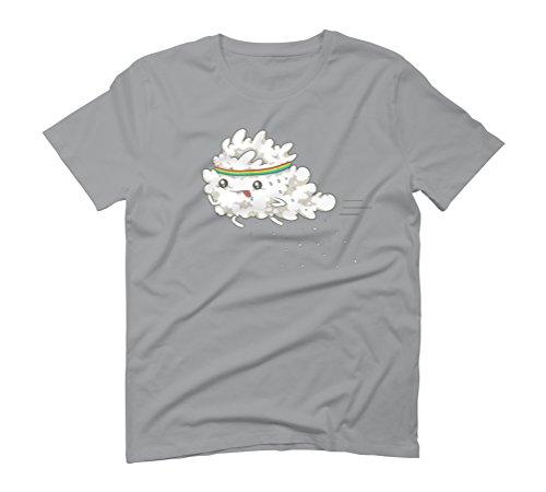 Sweat Men's Graphic T-Shirt - Design By Humans Opal