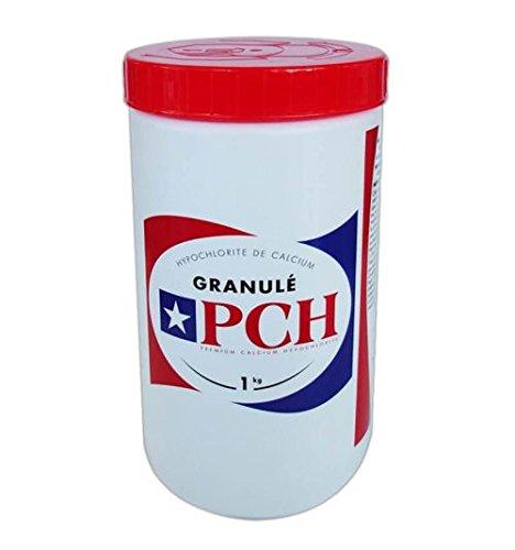 PCH Chlore choc granulé OCEDIS - 1kg