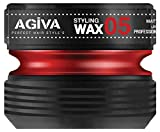 AGIVA WAX&POWER GUM WATER PROOF+KERATIN TECNOLOGY 175 ml(