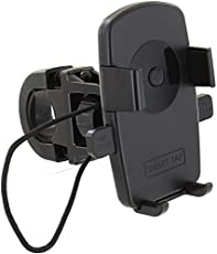 YANTRALAY SCHOOL OF GADGETS Quick Release Universal One Touch Bike & Bicycle Mobile Mount Holder