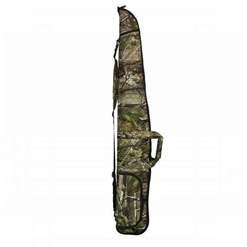 Gepolsterte Lagerung (BAPDSB Airsoft Outdoor Militär Gewehr Tasche 130cm Tarnpistole Gepolsterte Lagerung Jagd 1200D Lange Camo Pack Tasche)