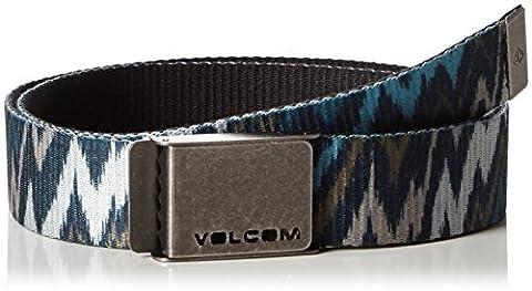 Volcom Web Belt Ceinture Gift Set, Assorted Colors, One Size, d5931617ast