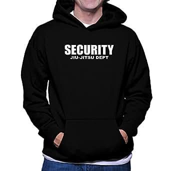 Teeburon SECURITY Jiu Jitsu DEPT Hoodie