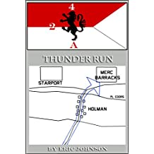 2/4 Cavalry Book 4: Thunder Run (Military Scifi) (English Edition)