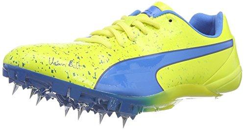 Puma Bolt Evospeed Electric V2, Chaussures de Running Mixte adulte