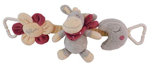 Bieco 02015007 - Wagenkette Donkey Darling, ca. 38 x 7 x 15 cm