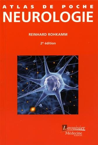 Atlas de poche de neurologie par Reinhard Rohkamm