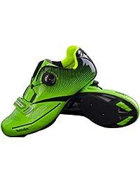 CWXDIAN Zapatillas de Ciclismo Equipamiento de Ciclismo Zapatillas de Bicicleta de Carretera para Hombre Professional,