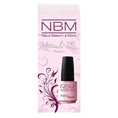 NBM Miracle TC Top Coat 14 ml