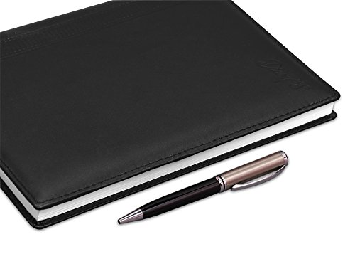 Coi Corporate Executive Personal Diary / Organizer Planner 2018 (Royal Black)