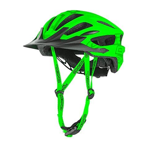o-neal-q-rl-media-rgida-casco-mtb-verde-all-mountain-enduro-trail-bicicleta-0504-20-tamao-l-xl-58-63