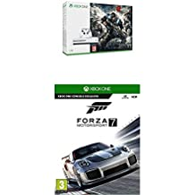 Xbox One -Pack Consola S 1 TB: Pack Gears Of War 4 + Forza Motorsport 7