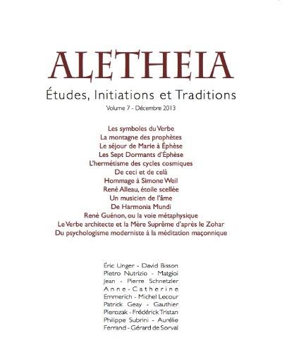 Aletheia Vol 7