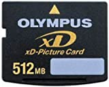 Olympus 512MB xD Picture Card (Type H) with Panorama Function