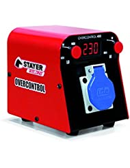 Stayer Welding - Overcontrol 400 Inverter Protección Overcontrol Kva92 150-260 V 2Polos