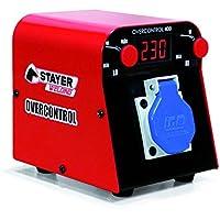 STAYER 1.1188 - INVERTER Protección OVERCONTROL KVA92 150-260 V 2polos OVERCONTROL 400