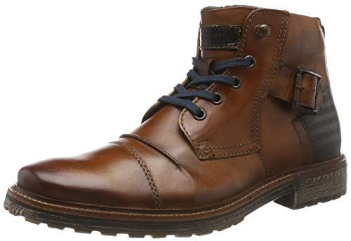 bugatti Herren 311382301100 Klassische Stiefel, Braun Cognac 6300, 43 EU