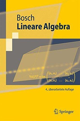 Lineare Algebra (Springer-Lehrbuch)