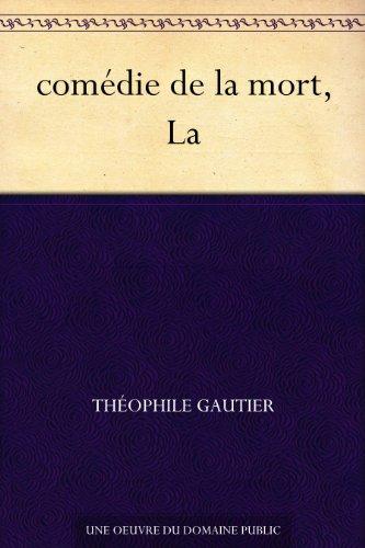 Couverture du livre comédie de la mort, La