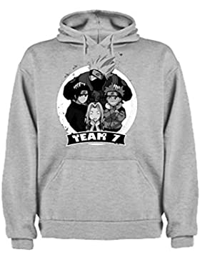 The Fan Tee Sudadera de NIÑOS Naruto Manga Anime
