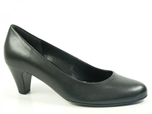 Gabor - 35-200-70, Sandalo Con Tacco da donna (Nero)