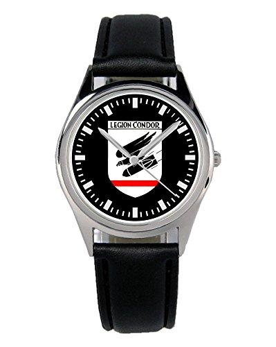 Legion Condor Wappen Geschenk Fan Artikel Zubehör Fanartikel Uhr B-1580