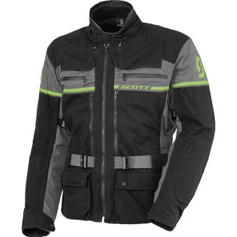 Scott All Terrain TP per moto/Enduro giacca nero/grigio 2014