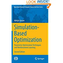 Simulation-Based Optimization (Operations Research/Computer Science Interfaces Series)
