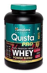 Himalaya Quista Pro Advanced Whey Protein Powder - 2kg (Coffee Mocha)