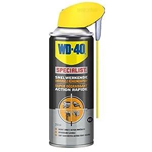 WD-40 1810144 31409 Super Dégraissant Action Rapide, Gris, 250 ml