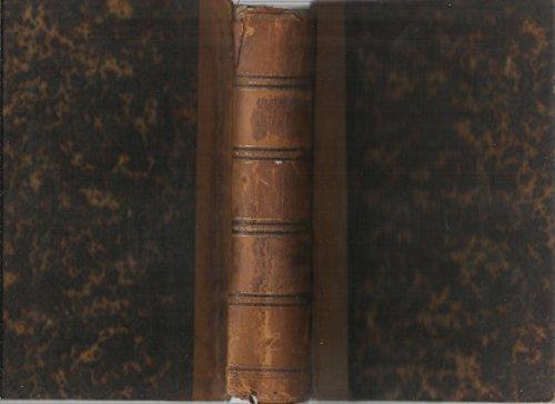 Traite Chimie Organique édition française revue et considérablement augmentée par l'auteur et publiée par Ch.Gerhardt - Tome 1 seul