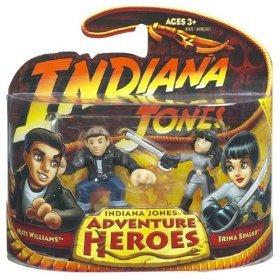 Indiana Jones Adventure Heroes - Mutt Williams And Irina Spalko Picture