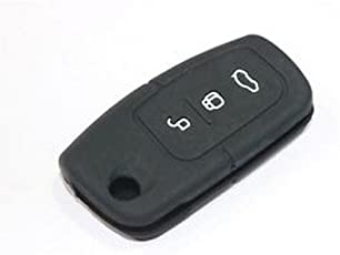 JMA SC-Ford-ECO 3B 2 Button Silicon Key Cover for Ford Ecosport