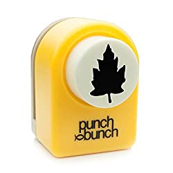 Punch Bunch Medium Punch, Silver Maple