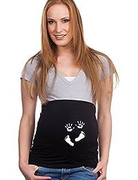 Bauchband für Schwangere. Pfiffige Schwangerschaftsmode in vielen Farben und Größen.